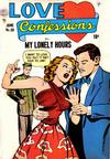 Cover for Love Confessions (Quality Comics, 1949 series) #30