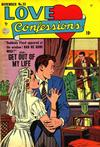 Cover for Love Confessions (Quality Comics, 1949 series) #33