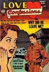 Cover for Love Confessions (Quality Comics, 1949 series) #35