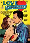 Cover for Love Confessions (Quality Comics, 1949 series) #36