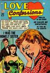 Cover for Love Confessions (Quality Comics, 1949 series) #37