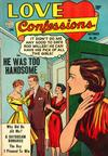 Cover for Love Confessions (Quality Comics, 1949 series) #39