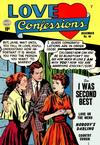 Cover for Love Confessions (Quality Comics, 1949 series) #40