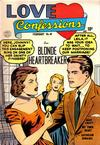 Cover for Love Confessions (Quality Comics, 1949 series) #41
