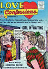 Cover for Love Confessions (Quality Comics, 1949 series) #47