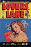 Cover for Lovers' Lane (Lev Gleason, 1949 series) #4