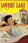 Cover for Lovers' Lane (Lev Gleason, 1949 series) #10