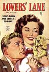 Cover for Lovers' Lane (Lev Gleason, 1949 series) #12