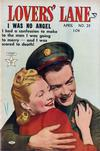 Cover for Lovers' Lane (Lev Gleason, 1949 series) #23