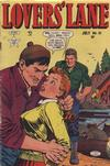 Cover for Lovers' Lane (Lev Gleason, 1949 series) #35