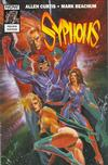 Cover for Syphons Preview Edition (Now, 1993 series) #[nn]