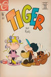 Cover for Tiger (Charlton, 1970 series) #1