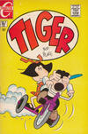 Cover for Tiger (Charlton, 1970 series) #2