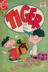Cover for Tiger (Charlton, 1970 series) #4