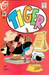 Cover for Tiger (Charlton, 1970 series) #6