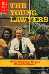 Cover for The Young Lawyers (Dell, 1971 series) #2