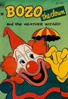Cover for Bozo the Clown (Dell, 1951 series) #2