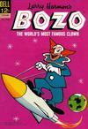 Cover for Bozo the Clown (Dell, 1962 series) #2