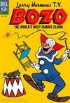 Cover for Bozo the Clown (Dell, 1962 series) #3