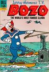 Cover for Bozo the Clown (Dell, 1962 series) #4