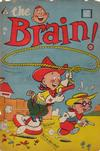 Cover for The Brain (I. W. Publishing; Super Comics, 1958 series) #8
