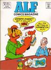 Cover for ALF Comics Magazine (Marvel, 1988 series) #1
