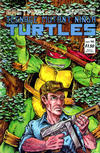 Cover for Teenage Mutant Ninja Turtles (Mirage, 1984 series) #12