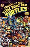 Cover for Teenage Mutant Ninja Turtles (Mirage, 1984 series) #15
