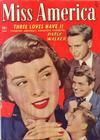 Cover for Miss America Magazine (Marvel, 1944 series) #v7#20 [53]
