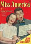 Cover for Miss America Magazine (Marvel, 1944 series) #v7#22 [55]