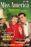 Cover for Miss America Magazine (Marvel, 1944 series) #v7#32 [65]