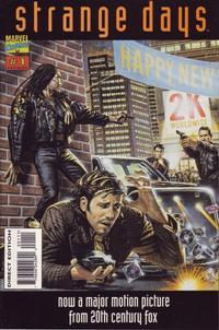 Cover Thumbnail for Strange Days (Marvel, 1995 series)