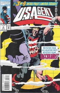 Cover Thumbnail for U.S.Agent (Marvel, 1993 series) #3