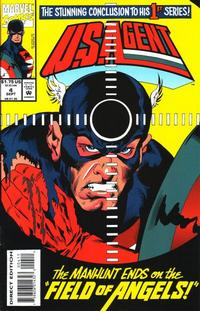 Cover Thumbnail for U.S.Agent (Marvel, 1993 series) #4