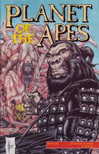 Cover Thumbnail for Planet of the Apes (Malibu, 1990 series) #1