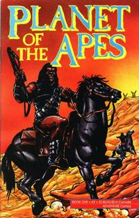 Cover Thumbnail for Planet of the Apes (Malibu, 1990 series) #2