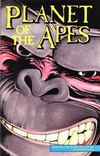 Cover Thumbnail for Planet of the Apes (Malibu, 1990 series) #3