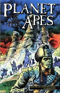Cover Thumbnail for Planet of the Apes (Malibu, 1990 series) #4