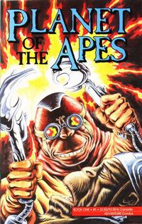 Cover Thumbnail for Planet of the Apes (Malibu, 1990 series) #5