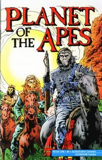 Cover Thumbnail for Planet of the Apes (Malibu, 1990 series) #6