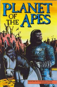 Cover Thumbnail for Planet of the Apes (Malibu, 1990 series) #7