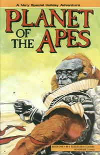 Cover Thumbnail for Planet of the Apes (Malibu, 1990 series) #8
