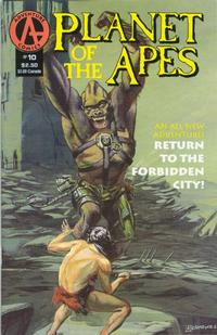 Cover Thumbnail for Planet of the Apes (Malibu, 1990 series) #10
