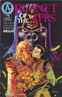Cover Thumbnail for Planet of the Apes (Malibu, 1990 series) #12