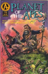 Cover Thumbnail for Planet of the Apes (Malibu, 1990 series) #13