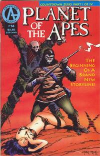 Cover Thumbnail for Planet of the Apes (Malibu, 1990 series) #14