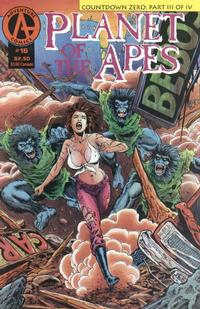 Cover Thumbnail for Planet of the Apes (Malibu, 1990 series) #16