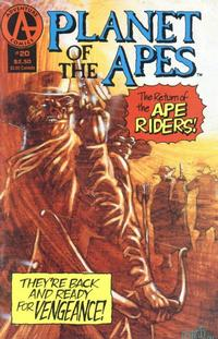 Cover Thumbnail for Planet of the Apes (Malibu, 1990 series) #20