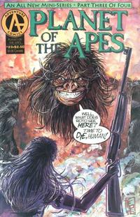 Cover Thumbnail for Planet of the Apes (Malibu, 1990 series) #23
