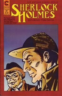 Cover Thumbnail for Sherlock Holmes (Malibu, 1988 series) #1